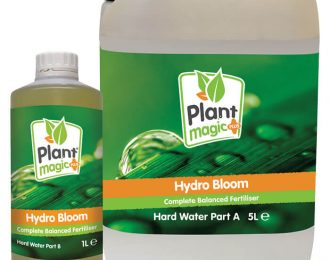 Plant Magic Plus Hydro Bloom Nutrients Hardwater