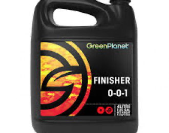 Green Planet Finisher