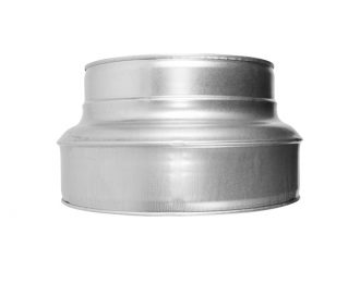 Pressed Steel Ducting Reducer