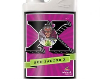 Bud Factor X 1 Litre by Advanced Nutrients